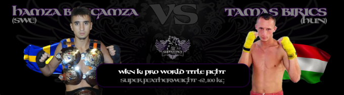 6. fightcard - Bougamza vs Birics