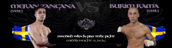 fightcard - Zangana vs Rama